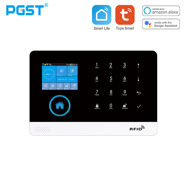best wireless home security systems PG-103