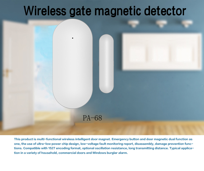 wireless Door sensor