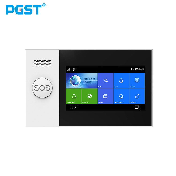 top rated home security systems PG-107